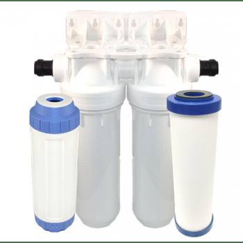 Osmio EZFITPRO-300 Undersink Water Filter Kit 15mm Push Fit