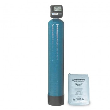 Osmio 23-30 LPM Micro-Z Turbidity Removal Water Filter System 10 x 44 Inch