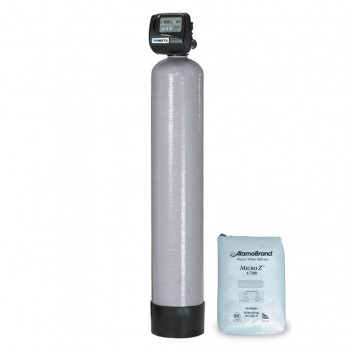 Osmio 27-37 LPM Micro-Z Turbidity Removal Water Filter System 10 x 54 Inch
