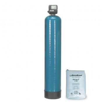 Osmio 43-64 LPM Micro-Z Turbidity Removal Water Filter System 13 x 54 Inch