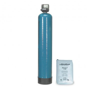Osmio 50-77 LPM Micro-Z Turbidity Removal Water Filter System 14 x 65 Inch