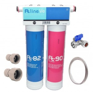 Osmio FT-Line VE 3 Way Tap Filter Kit
