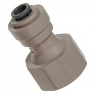 "5/16"" Push Fit to 1/2"" BSP John Guest Push Fit Adaptor"