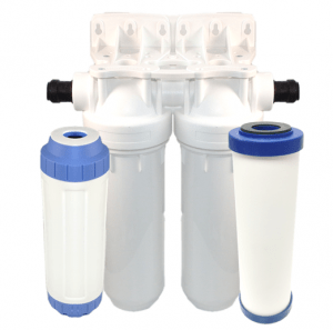 Osmio EZFITPRO-300 Undersink Water Filter Kit 15mm Push Fit