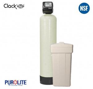 Purolite 75L Simplex Water Softener 13 x 54 Inch 50 LPM