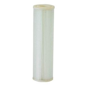 Osmio 2.5 x 10 Inch Pleated Filter 1 Micron