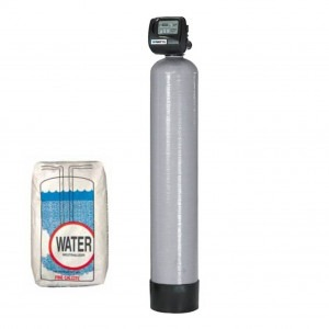 Calcite 15 x 52 Inch pH Correction Unit with Clack Valve - 45 LPM
