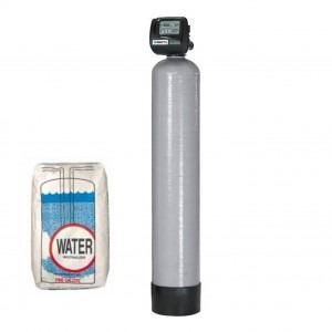 Calcite 15 x 52 Inch pH Correction Unit with Clack Valve - 45 LPM