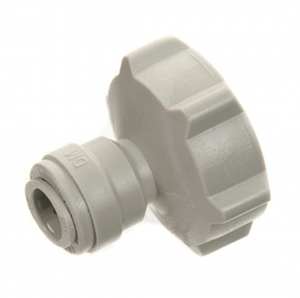"DMFit 3/8"" Push Fit to 3/4"" BSP Push Fit Adaptor"