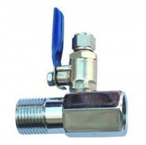 "1/2"" Feed In Valve for 1/4"" or 3/8"" Tubing"