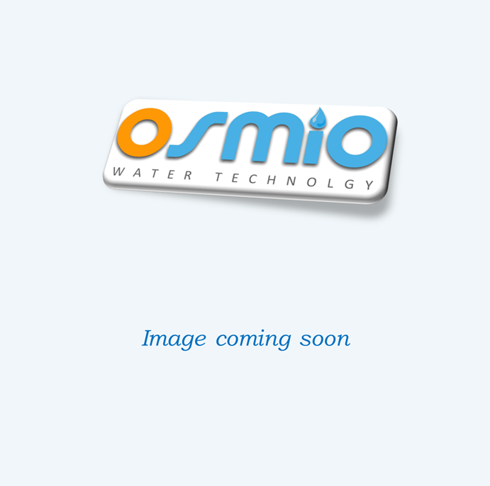 Osmio Black Line HP-107 Pumped 7-Stage Reverse Osmosis System