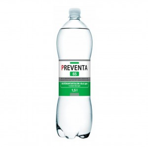 Preventa 65ppm Deuterium Depleted Water DDW Case (12 x 1.5L Bottles)