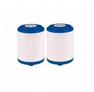 Replacement Filter for the Puricom Ivory GAC KDF Inline Shower Filter (2 pack)