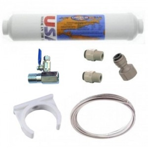 Osmio SCL 3-Way Tap Filter Kit