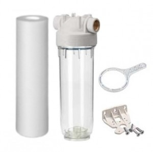 Osmio 2.5 x 10 inch Sediment Water Filter System