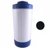 "Osmio Fluoride Reduction Filter 4.5"" x 10"" Inch"