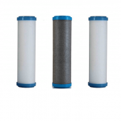 Osmio Black Line 105 Reverse Osmosis Replacement Filter Bundle