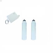 Osmio Zero Empty Filters for Sanitisation