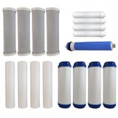 Osmio Grey Line 5 Stage 2 Year Replacement FIlter Bundle