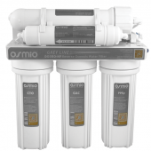 Osmio Grey Line 5-Stage Non-Pumped Reverse Osmosis Water Filter
