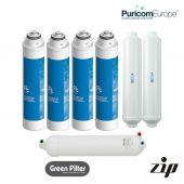 Puricom ZIP 24 Month Filter Pack