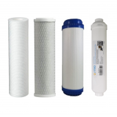 RO 4- Pack Replacement Filters
