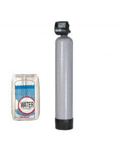 Calcite 12 x 52 Inch pH Correction Unit with Clack Valve - 49 LPM