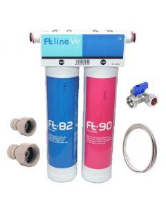 Osmio FT-Line VE 3 Way Tap Filter Kit