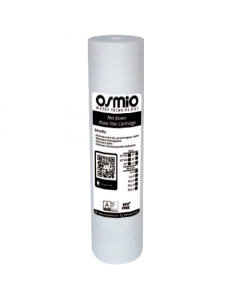 Osmio Melt Blown 2.5 x 10 inch Sediment Filter 5 Micron