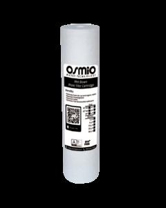Osmio Flow-Pro Melt Blown 4.5 x 20 inch Sediment Filter 5 Micron Cartridge
