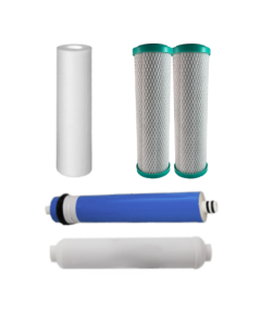 Osmio 5 Stage Reverse Osmosis Replacement Filters Starter Pack