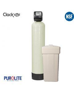 Purolite 60L Simplex Water Softener 12 x 52 Inch 40 LPM