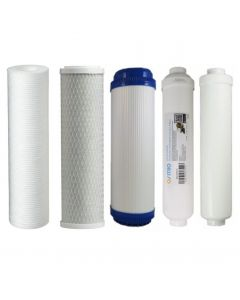 RO 5- Pack Replacement Filters
