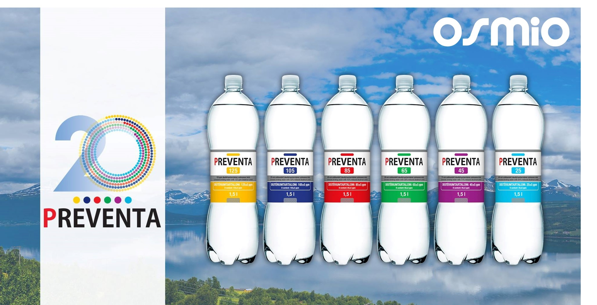 Deuterium Depleted Water UK