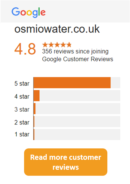 Osmio Water Filter Reviews