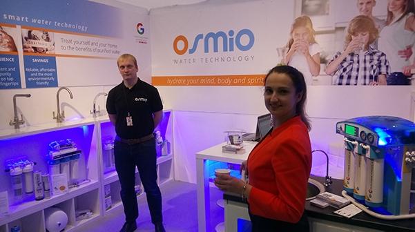Osmio Water Team