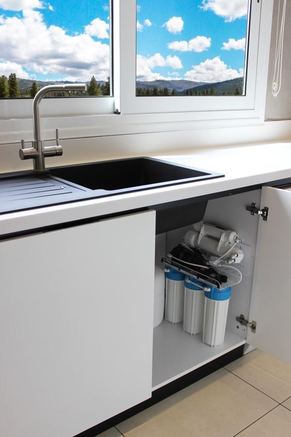 Osmio Black Line Reverse Osmosis System EC105