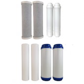 Osmio Grey Line 5 Stage 1 Year Replacement FIlter Bundle