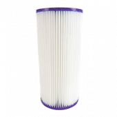 Osmio 1 Micron Absolute 4.5 x 10 Inch Pleated Water Filter