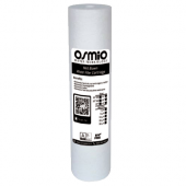 Osmio Melt Blown 2.5 x 10 inch Sediment Filter 5 Micron
